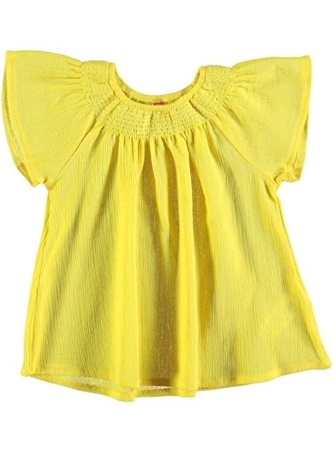 Koton Kids Bluz Sarı